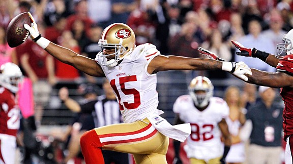 49ers' victory over Cardinals nearly perfect