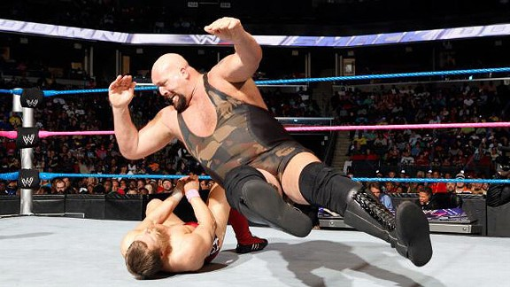 WEE, The Big Show