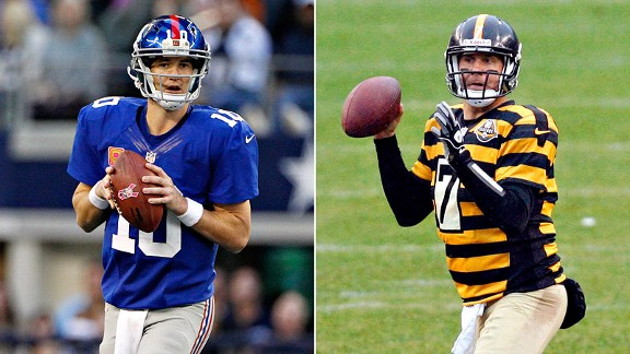 Manning/Roethlisberger