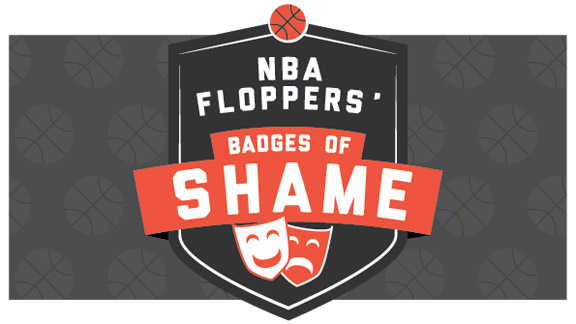NBA Flops