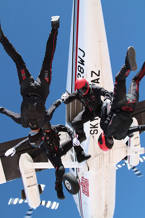 Skydiving Championships