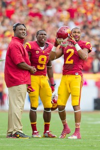 Marqise Lee and Robert Woods