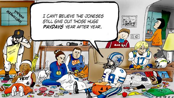 Losing NFL teams panic after Week 1