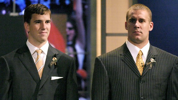 Eli Manning and Ben Roethlisberger