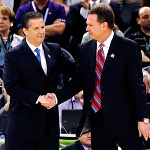 John Calipari, Bill Self