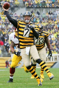 Steelers not looking to replace Big Ben