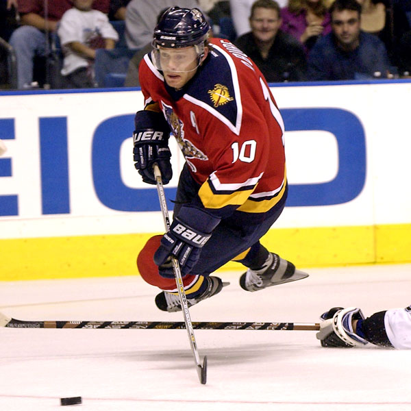2012 Hockey Hall of Fame — Pavel Bure's speed and scoring ...