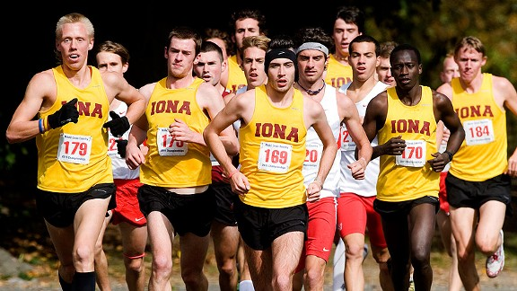 Iona Cross Country