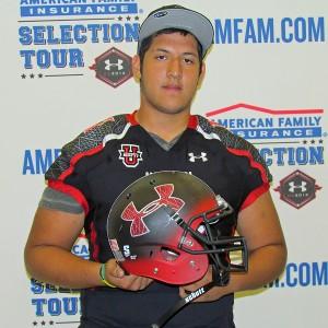 Joas Aguilar Under Armour Selection