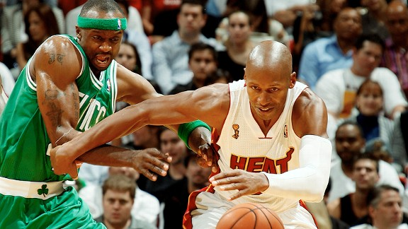 Forsberg: Ray Allen is least of Celtics' worries