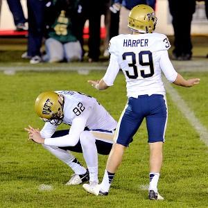 Pitt's Kevin Harper