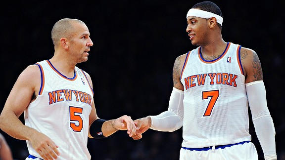 NBA -- New York Knicks start strong under direction of Jason Ki…