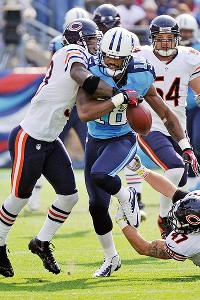 Frederick Breedon/Getty Images Chicago's Charles Tillman made an