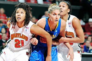 Delle Donne vs Maryland