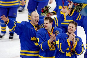 Sweden Oly Team