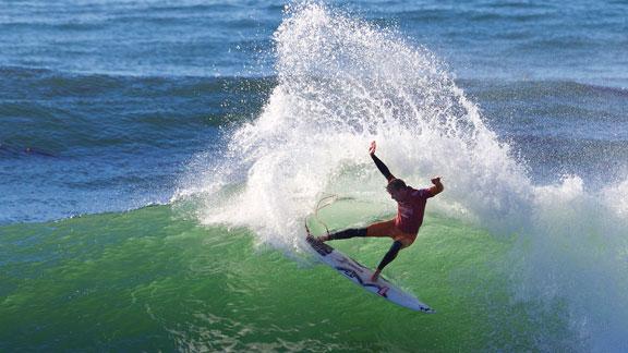 Taj Burrow O'neill Cold Water Classic 2012