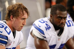 Bruce Carter, Sean Lee