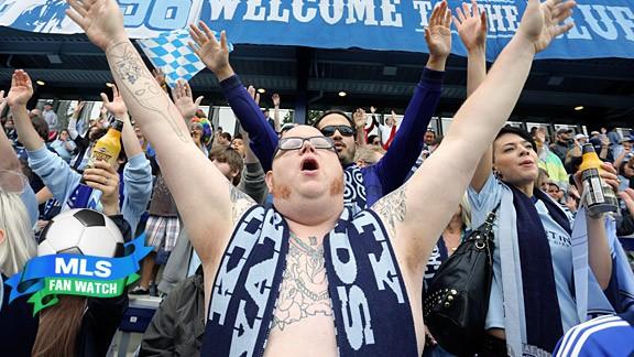 Sporting KC Fans