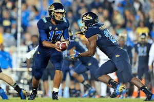 Brett Hundley and Johnathan Franklin