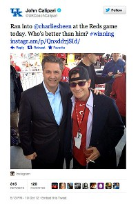 Calipari & Sheen