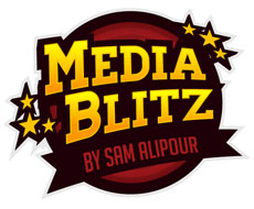 Media Blitz logo