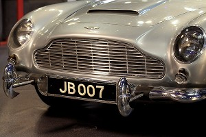 James Bond Car
