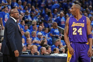 Kobe Bryant, Mike Brown