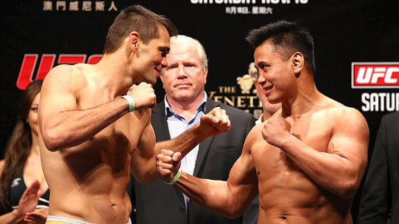 Cung Le & Rich Franklin