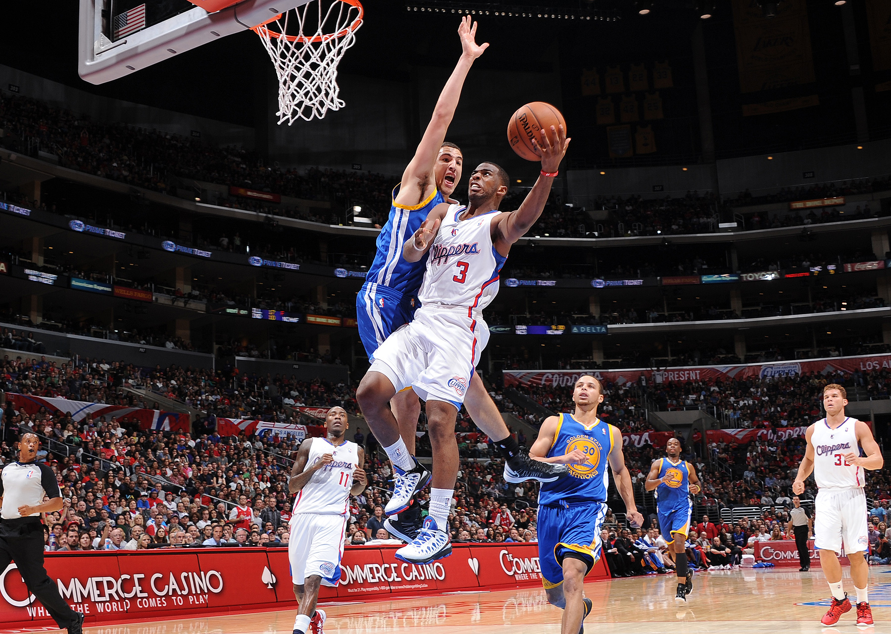 Chris Paul - Lakers & Clippers Photos of the Week Gallery ...