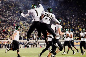 Josh Huff, Kenjon Barner