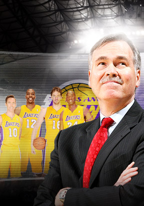 NBA Illustration (D'Antoni)