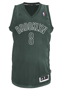 Nets holiday jersey