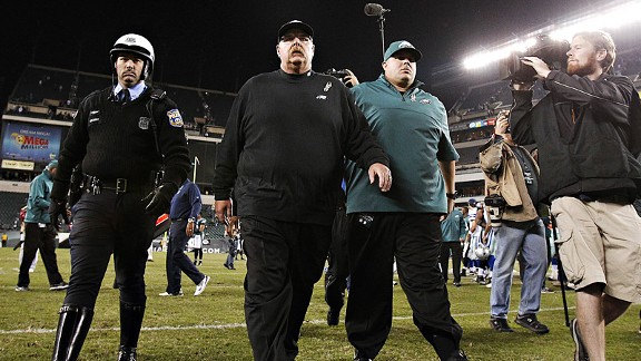 Andy Reid's role could get tricky