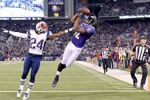 NFL Hot Read: At the heart of Baltimore Ravens receiver Torrey Smith