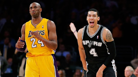 Lakers/Spurs