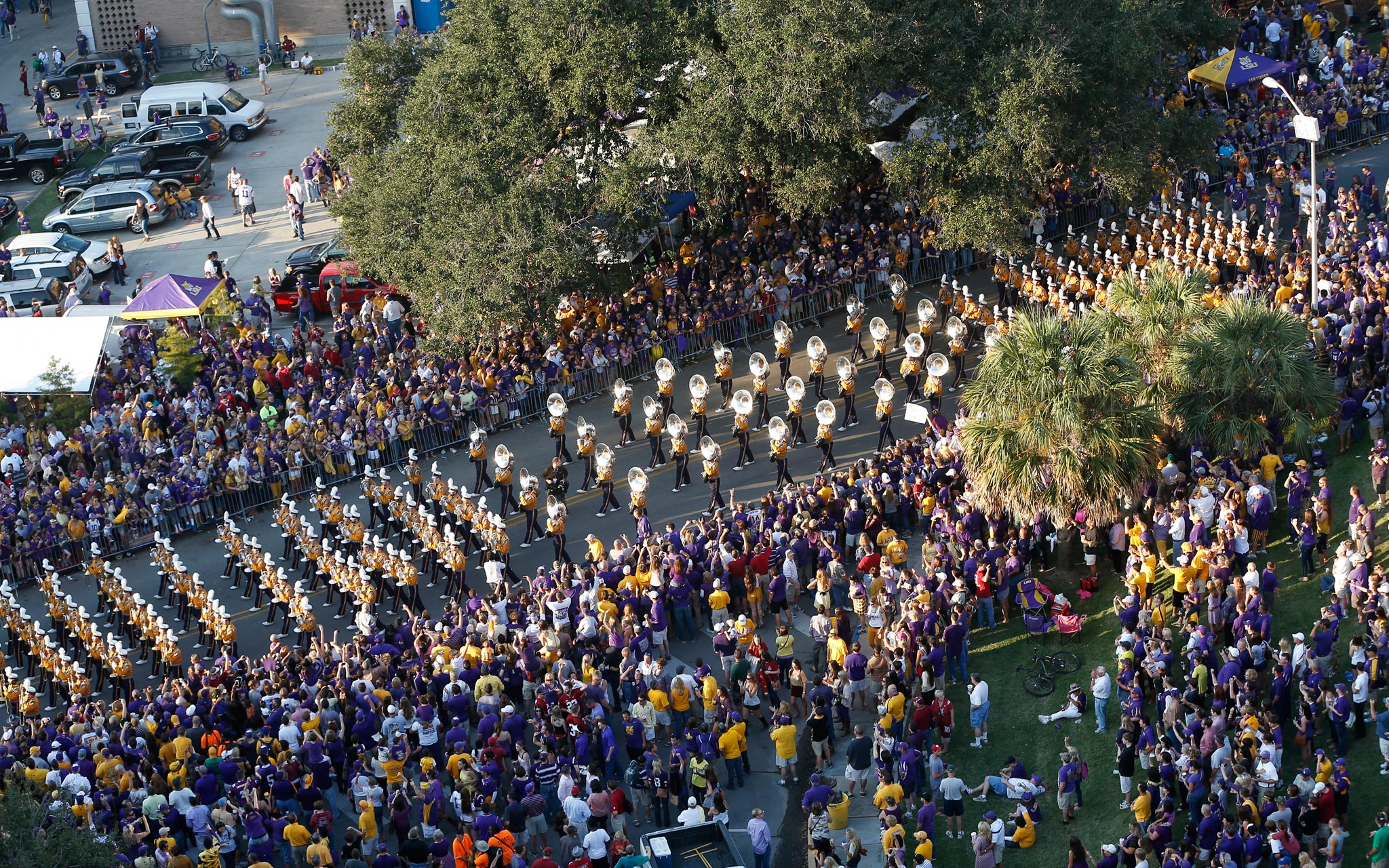 One Day, One Game - LSU vs. Alabama