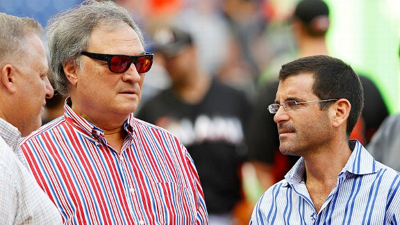 David Samson, Jeffrey Loria