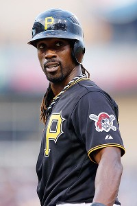 Andrew McCutchen Piratas