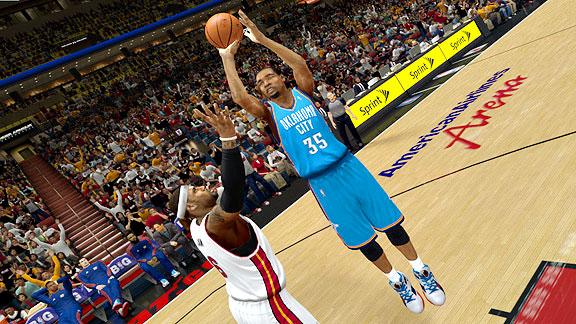 NBA 2K13' utilizes Wii U controller, screen