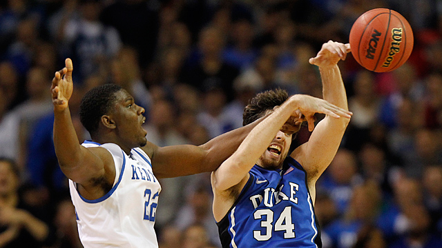 Alex Poythress and Ryan Kelly