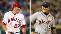 Cabrera beats Trout by landslide for AL MVP