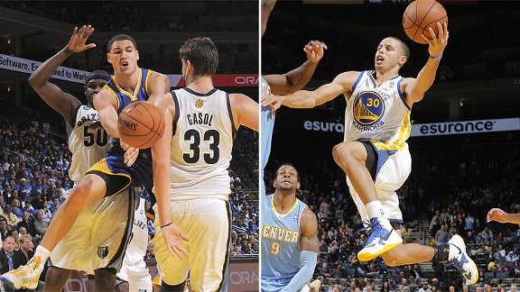 Klay Thompson/Stephen Curry