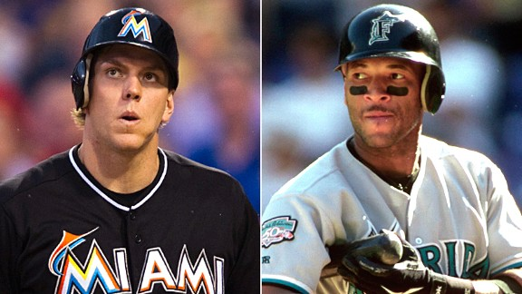 Logan Morrison and Gary Sheffield