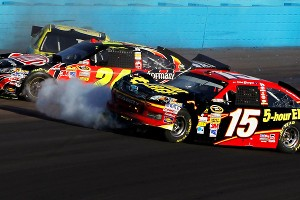 Clint Bowyer, Jeff Gordon