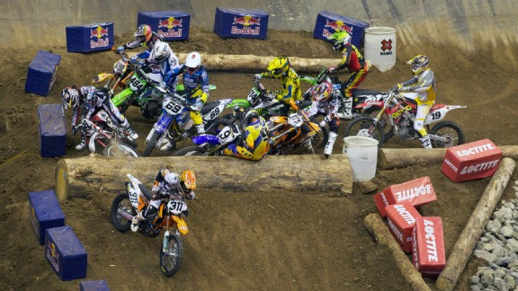 Enduro X at X Games 2011