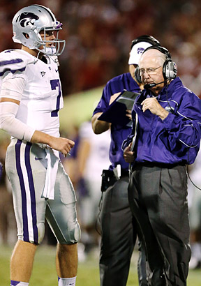 Collin Klein & Bill Snyder