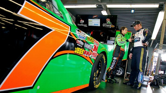JR Motorsports would like to retain Danica Patrick, but there are conflicts with schedules and sponsor commitments.