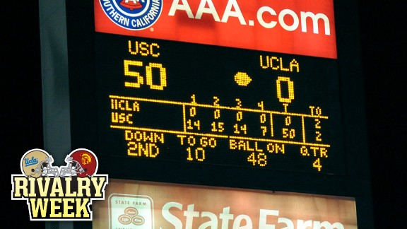 UCLA Bruins, Southern California Trojans