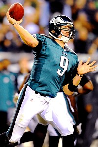 Philadelphia's Nick Foles