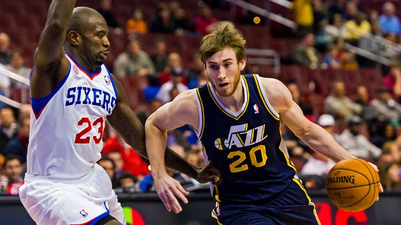 Gordon Hayward, Jason Richardson